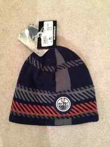 Edmonton Oilers touque - Brand new/never worn - One size