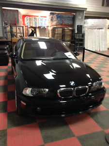 2000 BMW M Roadster & Coupe 328Ci Coupe (2 door)