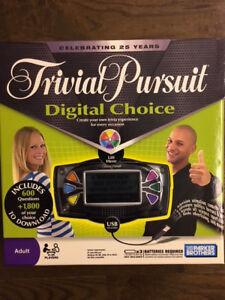 TRIVIAL PURSUIT - Digital Choice - Celebrating 25 Years