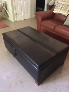 Pull Out Bed/Ottoman