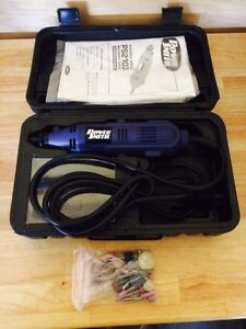 PowerSmith Rotary Tool With Accessory Kit - NEW