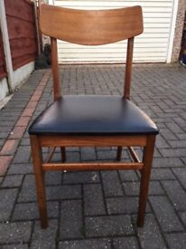1970s Vintage Dining Chair