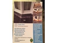 TripleSeal Period window specialist Specialist in draught and noise proofing for windows and doors