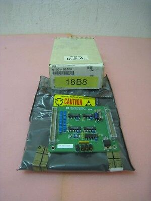 AMAT 0100-09355 Analog Multiplexer PCB, VAL-P3-1119-02, 395487