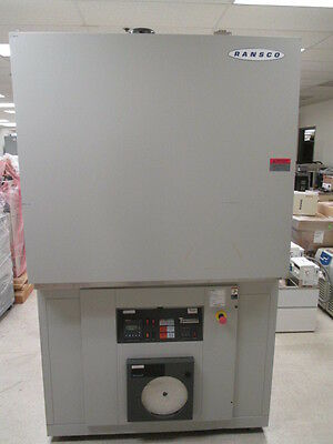 Ransco Despatch Fast Rate Cycling Chamber Oven w/ LN2 Low Press Injection 329129
