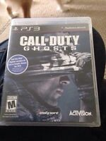 Call Of Duty : GHOST PS3