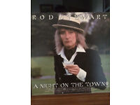 Vinyl LP Record Rod Stewart
