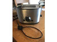 VillaWare Silver Toaster