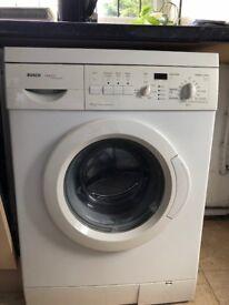 Bosch Exxel 1400 Washing Machine