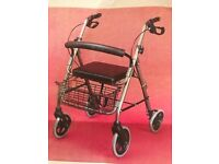 MOBILITY AID - ROLLATOR