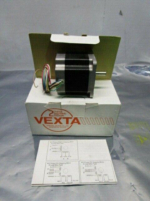Oriental Motor PK266-E2.0A Vexta 2-Phase Stepping Motor, 422273