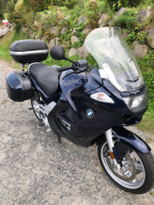 BMW K1200GT - Great condition - only 17,800 miles