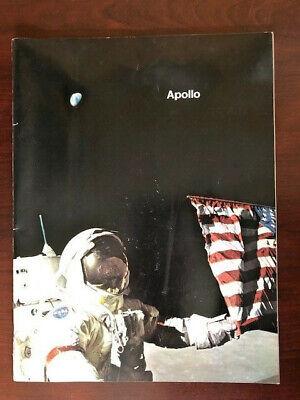 1973 vintage NASA Public Affairs Magazine EP-100 -- APOLLO Documentary Nat Geo