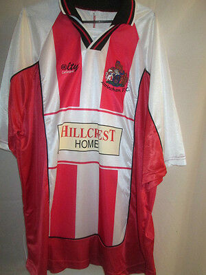Altrincham FC 2002-2003 Home Football Shirt Size XL /15144 image