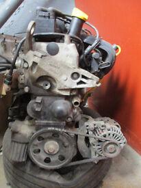 RENAULT CLIO MK2 MK3 2003 1.2 16V ENGINE petrol