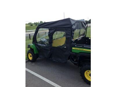 John Deere Gator XUV 825/855 S4  Full Cab Enclosure