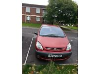 Citroen xsara Picasso all spears available
