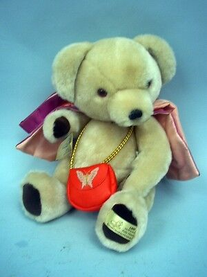 Peter Bull's Zodiac Bear Leo Polly Hester by House of Nisbet With Hang Tag