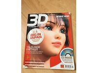 3D World Big in Japan Jan 2007+ Free CD