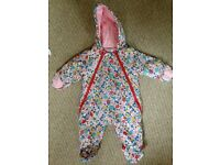 Baby Boden All in one snow suit