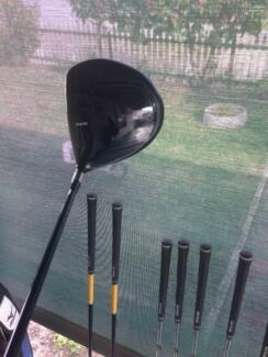 Mizuno golf set with buggy Northam 6401 Northam Area Preview