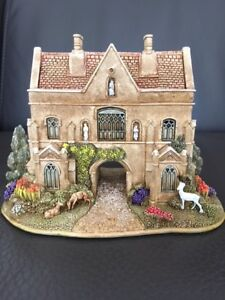 """Lilliput Lane """"The Buck and The Doe"""" (L3353)"""