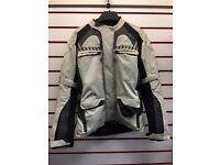Nitro 91 Adventure style Motorcycle Jacket Large L UK 42 Chest