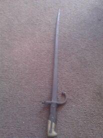 Ww1 bayonet french