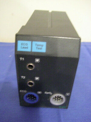 Datex-ohmeda M-est Multi-parameter Module Used With Datex Monitoring Systems