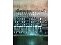 KARAOKE / BAND :- SAMSON TM500 12 Channel 250W Stereo Powered Mixer with Built-in Effects.