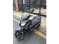 2012 Yamaha YP250-R X-MAX yp 250 r xmax Sport in Grey great condition