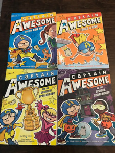 Books - Captain Awesome Series