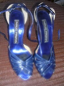 Designer womens shoes / heels in excellent condition North Shore Greater Vancouver Area image 1
