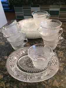 Depression Glass - various pieces Kitchener / Waterloo Kitchener Area image 1
