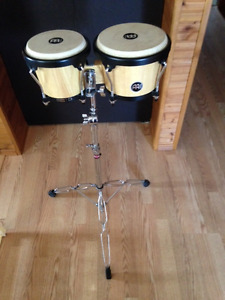 MEINL Bongos with Stand