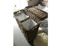 Laundry / toys basket from The White Company