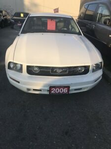 2006 Ford Mustang NAVIGATION