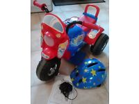Toddler Electric Motorbike