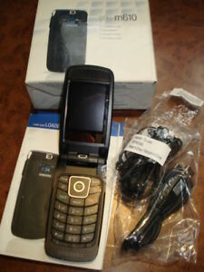 Samsung Cell Phone SPH-m610