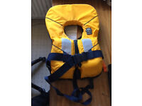 Child's Crewsaver Lifejacket