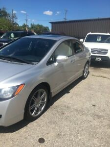 2010 Acura CSX Tech Pkg,4Cyl,finance available