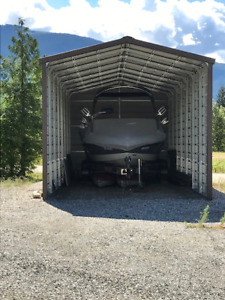 Boat Shelter/RV Shelter/Carport for Sale