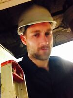 Red Seal Journeyman Plumber with City Contractor License