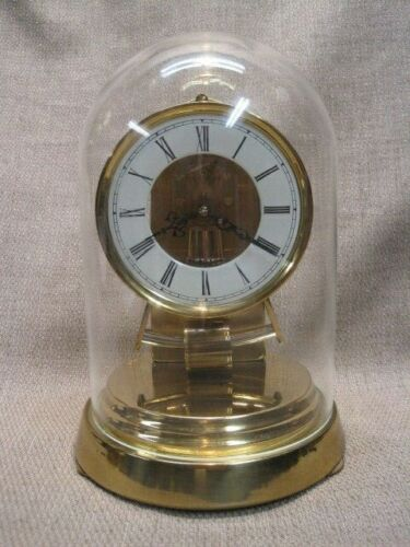 Vintage Kenninger & Obergfell Electronic Anniversary Clock - working