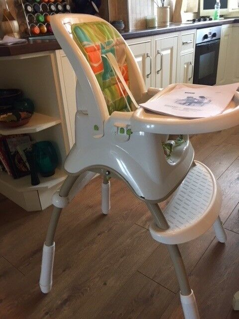 09bc360a8fd High Chair.  Grow with Me  by FISHER PRICE