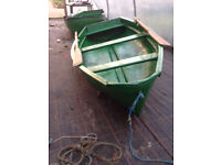 a rowing boat for sale