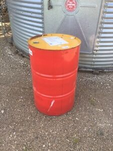USED EMPTY OIL DRUMS FOR SALE