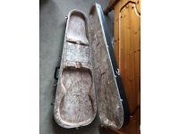 Hiscox Bass Guitar Case - £50