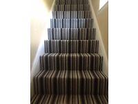 Hall Carpet for sale only one week old (to fit 3 bedroom house Eskbank Skelmersdale)