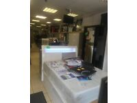 Furniture Retail Shop For Sale- Free Parking- Zero Bussiness rate